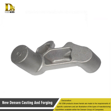 Customized truck spare parts produced by carbon steel sand casting