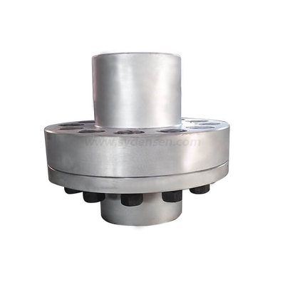 Densen customized bushed pin coupling,pin coupling with elastic sleeve,flexible pin coupling
