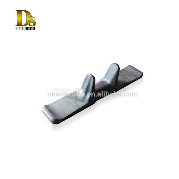 Customized Carbon Steel Forging Crawler Belt Parts Or Conveyor Belts Parts