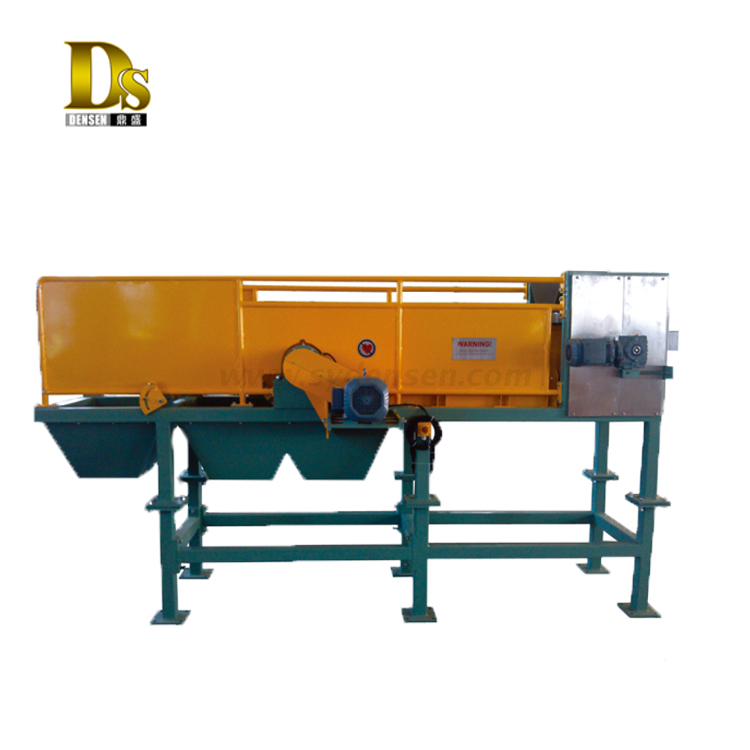Eddy Current Separator Recycling Magnet Machine of Good Performance Made in China