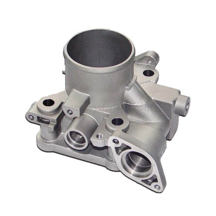 Densen customized custom sand casting products,sand casting motor housing,aluminium sand casting products