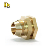 CNC Machining Precision Brass Parts for Industrial Equipment