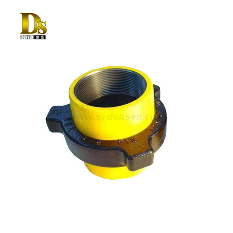 Densen Customized weco male,female fitting threaded fig 1502 hammer union