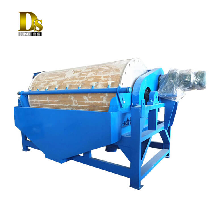 Top Quality Wet Drum Magnetic Separator for Mineral And Metal Mine