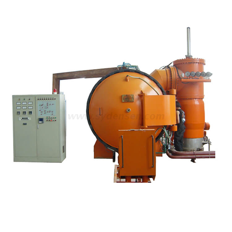 Best seller custom industrial quenching furnace VQG335