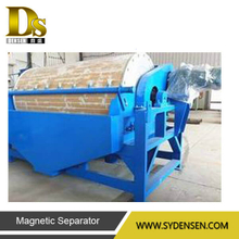 Wet Type Mineral Processing Magnetic Drum Separato