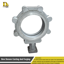 Customized cast iron sand casting vlave parts