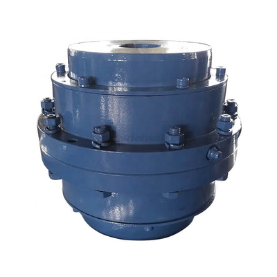 Densen customized GIICL type shaft coupling gear shaft,gear coupling flexible,shaft coupling for hydraulic gear pump