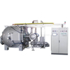 Low-cost new design vacuum high temperature sintering furnace VHSF225