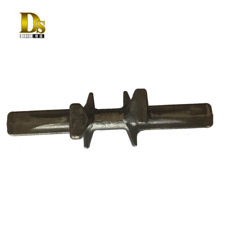 Ductile Iron GGG50 Shell Moulding Sand Casting Core Iron for Agricultural Machinery Track And Crawler Belt