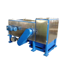 Eddy Current Separator for Steel Scraps with aluminum Recycling Machine for automatic separating line