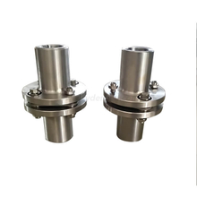 Densen customized Stainless Steel Single Clamping Diaphragm Coupling ,Flexible Single Diaphragm Coupling
