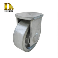 Densen customized Gray iron HT200 sand casting Transformer wheel