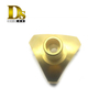 Densen Customized Brass Precision Casting Accessories for Locomotive spare parts