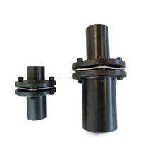 Densen customized clamping diaphragm coupling ,single diaphragm coupling,diaphragm shaft coupling