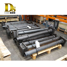 Densen Customized Carbon Steels Forgings Holding Down Bolts for Civil Engineering Fabricated Foundation Boxes or Tubes