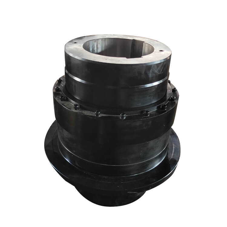 Densen customized drum gear coupling,gear coupling,shaft coupling gear shaft