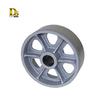 New Densen Cast Iron Wheels Manufacturer in China
