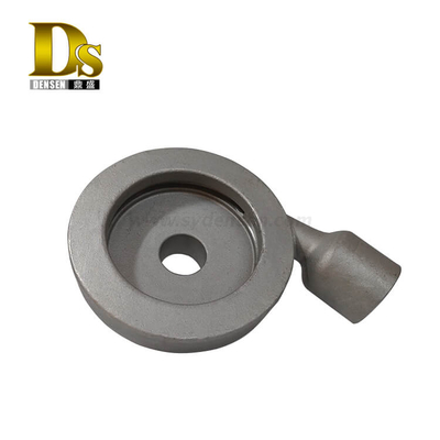 Densen Customized Stainless steel Silica sol investment casting pump cover,stainless steel casting part,stainless steel parts