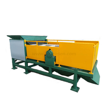 PET bottles sorting machine China eddy current separator price