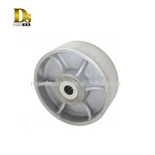 OEM Casting Parts Cast Iron Tranformer Caster Wheels