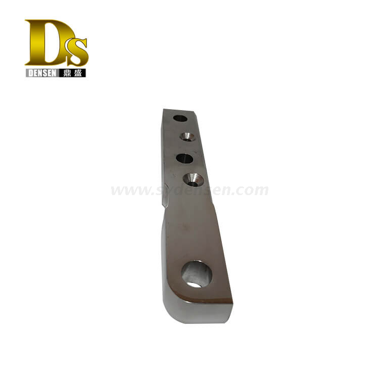 Densen Customized stainless steel 304 Silica sol investment casting and Machining and head mirror polishing medical device parts