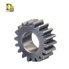 China Custom Manufacturing Steel Forged Small Spur Gear
