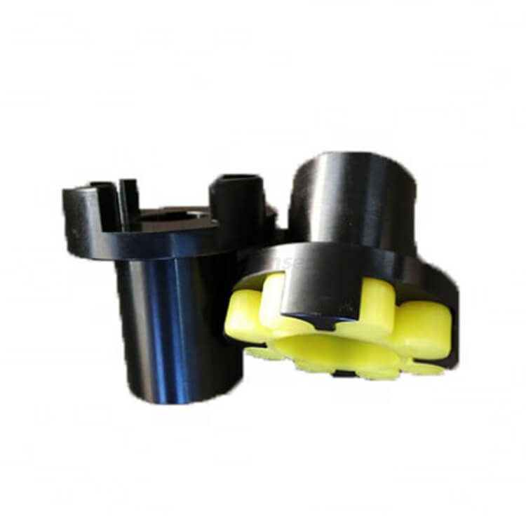 Densen customized flexible jaw coupling,mini jaw coupling,shaft jaw couplings