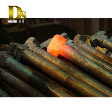 Densen Customized Carbon Steels Forgings Hammerhead T Bolts for Civil Engineering Fabricated Foundation Boxes or Tubes