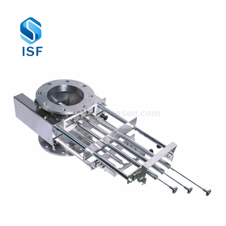 Magnetic Grate Drawer Magnetic Filter Separator for Food And Pharmaceutical Powders