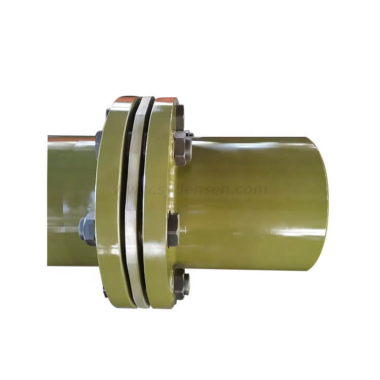 Densen customized double diaphragm coupling,diaphragm motor coupling,steel diaphragm coupling