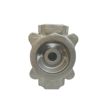 Densen Customized stainless steel 305 Silica sol investment casting Regulating valve body