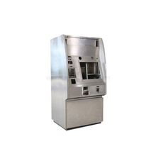Densen Customized Self-service registration machine,lobby touch screen kiosk washing machine metal fabrication