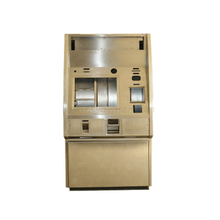 Densen customized New Model Multifunction Automatic Ticket Machine Shell Sheet Metal Metal Case Fabrication