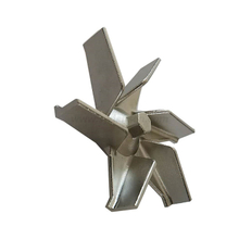 Densen Customized Stainless Impeller Casting Precision Metal Investment Casting Foundry