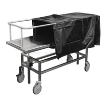 Densen Customized Bariatric Covered Dead body cart,Hydraulic CoveredDead body cart,Covered Dead body cart
