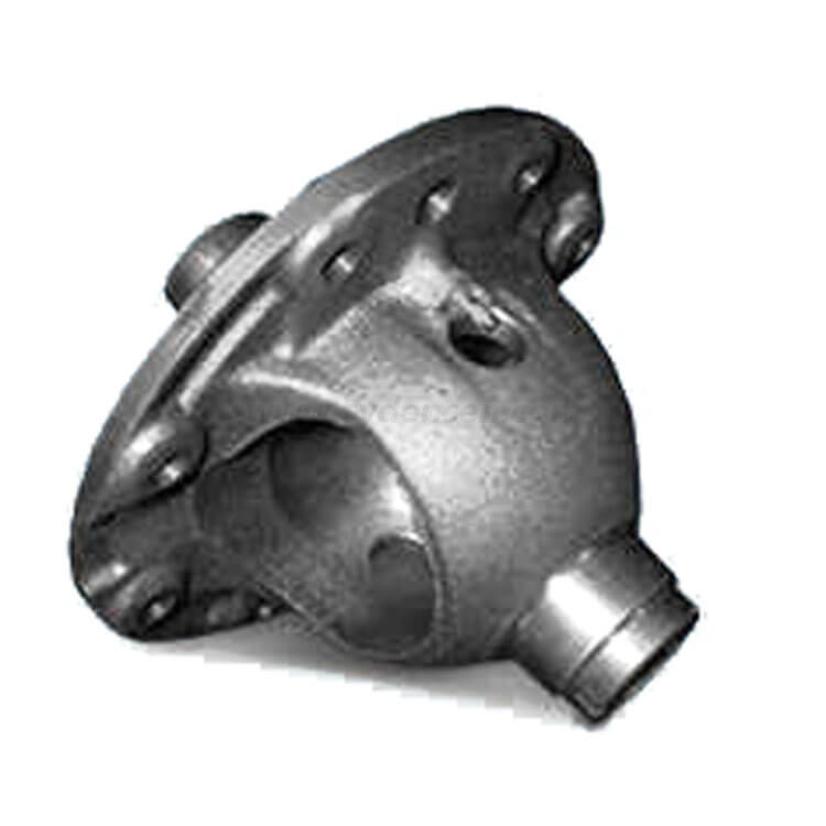 Densen Customized Iron casting carbon steel elbow ductile cast iron investment casting metal parts