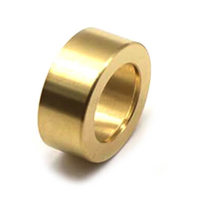 Densen Customized copper high precision CNC machinery components for auto
