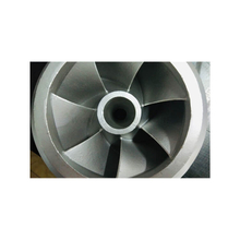 Densen Custom china high quailty Precision Investment Casting Submersible Pump Impeller