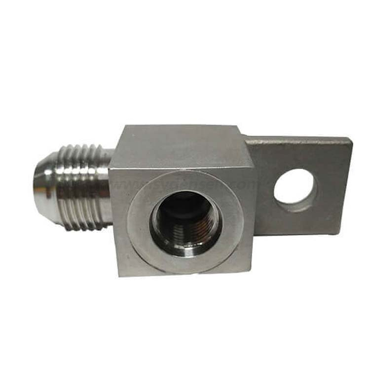 Densen customized small valve parts valve shaft casting China steel valve parts steel shaft