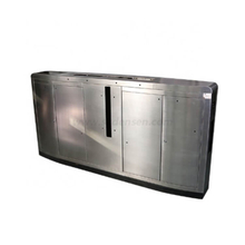 Densen Customized The Hottest New Functional Automatic Ticket Gate Machine Metal Enclosure