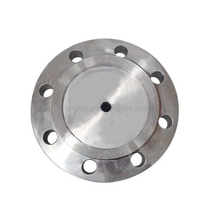 Densen Customized 20Mn steel forging and machining Bolted Bonnet for gate valve, blind flange or bonnet flange